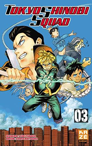 Tokyo Shinobi Squad Edition simple Tome 3