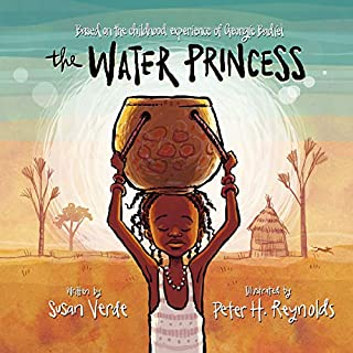 The Water Princess audiobook cover art