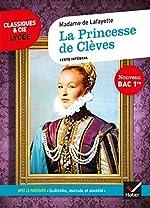 La Princesse de Clèves (Bac 2020) - Suivi du parcours « Individu, morale et société » de Mme de Lafayette