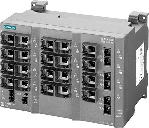 Siemens Indus.Sector Scalance Switch 6GK5320-3BF00-2AA3 Netzwerk Switch 4019169193894