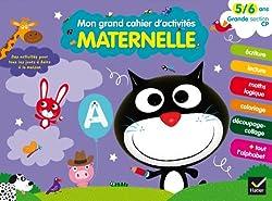 Mon grand cahier d'activités Maternelle