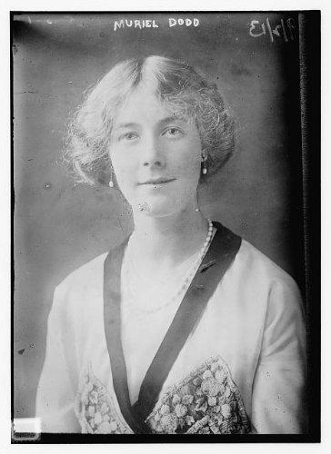 HistoricalFindings Photo: Muriel Dodd,English Amatuer Golfer,Golf,held British & Canadian Titles in 1913