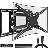 JUSTSTONE Full Motion TV Wall Mount Bracket for 28-70 Inch LED LCD...