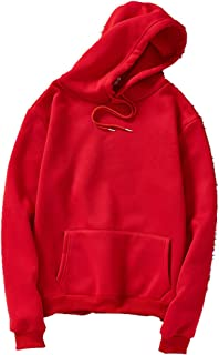 NOBRAND Suéter con capucha para mujer