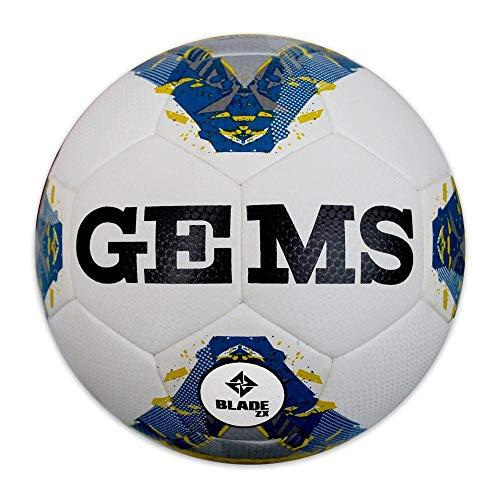 GEMS Pallone Futsal Blade ZX Calcio A 5 Rimbalzo Controllato Calcetto