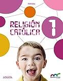 Religión Católica 1. (Aprender es crecer en conexión) - 9788467876048