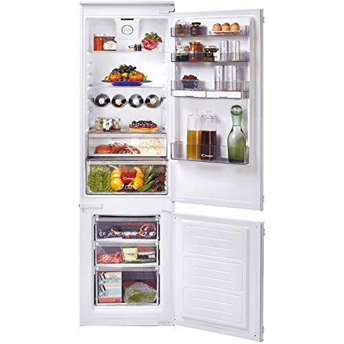 Candy CKBBS 174 FT Incasso 250L A++ Bianco frigorifero con congelatore