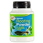 Hormone de bouturage en poudre Doff, 2 pots de 75g - Favorise la pousse de racines saines et robustes sur les boutures #1