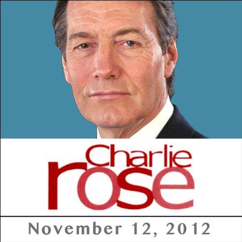 Charlie Rose: David O. Russell, Robert De Niro, Bradley Cooper, and Nick Faldo, November 12, 2012 cover art
