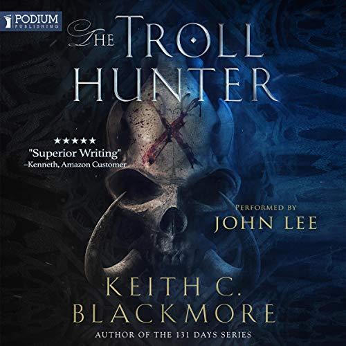 The Troll Hunter cover art