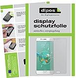 dipos I 6X Schutzfolie matt kompatibel mit ZTE Nubia M2 Folie Bildschirmschutzfolie