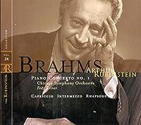 Rubinstein Collection, Vol. 34: Brahms: Concerto No.1 in D Minor, Capriccio, Intermezzo, Rhapsody by Arthur Rubinstein (2004-09-22)
