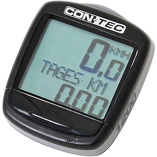 CONTEC Fahrradcomputer C-1200 kabelgebunden 4250311337609 +Flicken