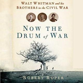 Now the Drum of War audiobook cover art