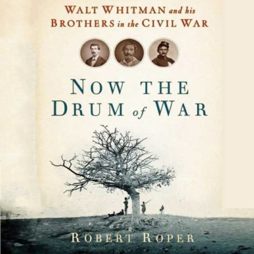 Now the Drum of War audiobook cover art