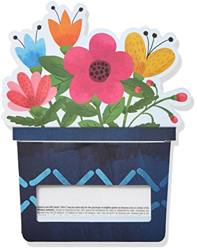 Product Image 4: Amazon.com Gift Card in a Flower Pot Reveal