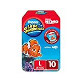 Huggies Little Swimmers Disposable Swim Diapers, Swimpants, Size 5-6 Large (over 32 lb.), XX Ct. (Packaging May Vary)