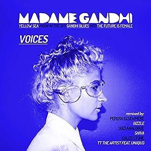 Album cover: Voices EP Remixed