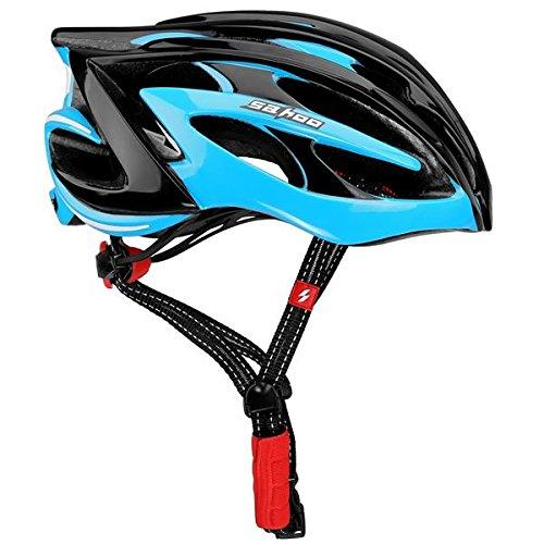 PhilMat Sahoo casco bici bicicletta acquistare uno ottenere due liberi con un paio di guanti