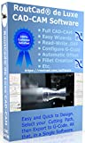 CAD-CAM CNC Lathe Software for Mach 3-4, Linux CNC, EMC2, Fanuc, CNC 3040. Design your part and generate the g-code with a single easy to use software, plus many tutorial training videos included.