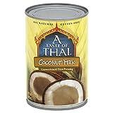 Sabor de leche de coco tailandesa – Caja de 12 – 13.5 fl oz.
