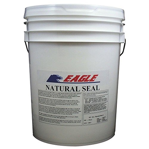 Eagle Sealer EM5 Clear Natural Seal, 5 gal Pail,(Not Sold in HI, PR, AK, GU, VI)