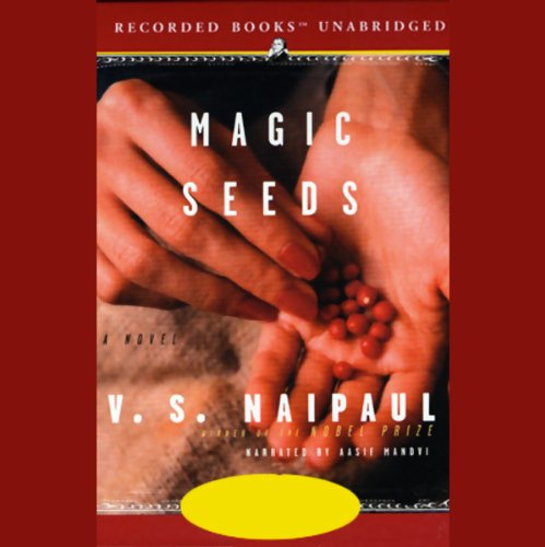Magic Seeds audiobook cover art