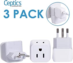 Best power plug adapter brazil Reviews