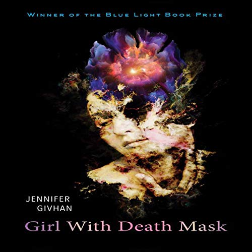 Girl with Death Mask (Blue Light Books) audiobook cover art