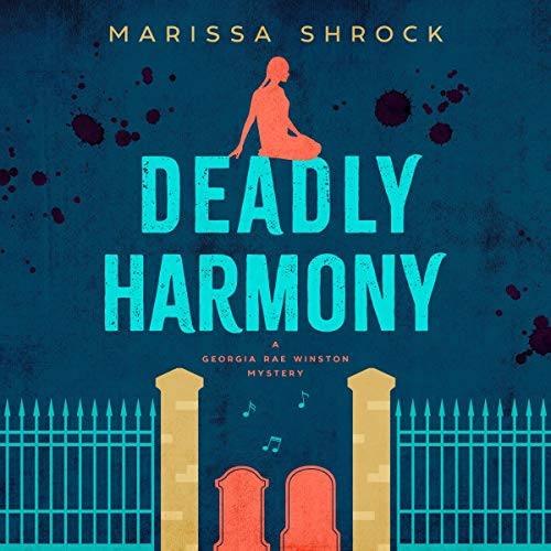 Deadly Harmony  By  cover art