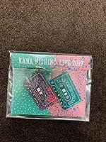 西野カナ オリジナルカセットイヤリング コンサート ツアー ライブ グッズ