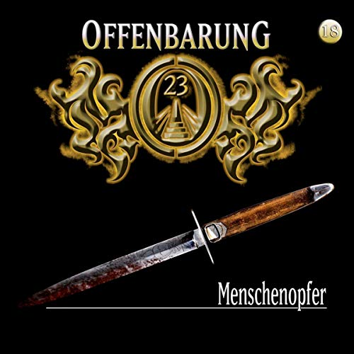 Menschenopfer audiobook cover art