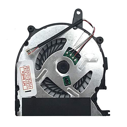 Lüfter/Kühler - Fan komaptibel für Sony Vaio SVP1321L1EBI, SVP1321X9EB.G4, SVP132A1CM, SVP1321C5E, SVP1321M9EB, SVP1321Z9E/B, SVP1321C5E1, SVP1321M9EB.G4, SVP1321Z9EB