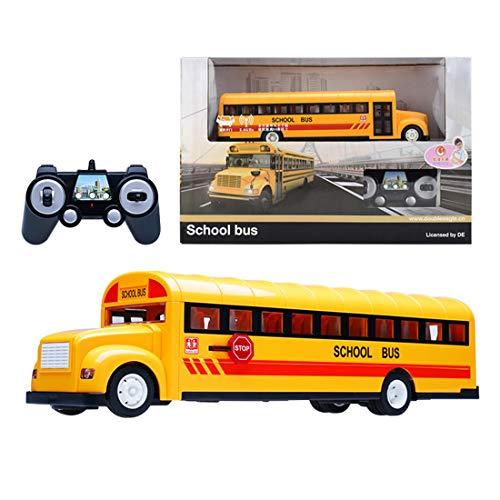MARLO City Express Bus, 2,4Ghz RC Car Schulbus Spielzeug für Kinder/Erwachsene