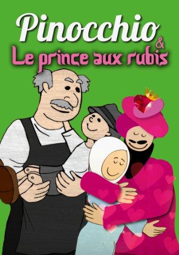 Pinocchio/Le Prince Aux Rubis [DVD] [Import]