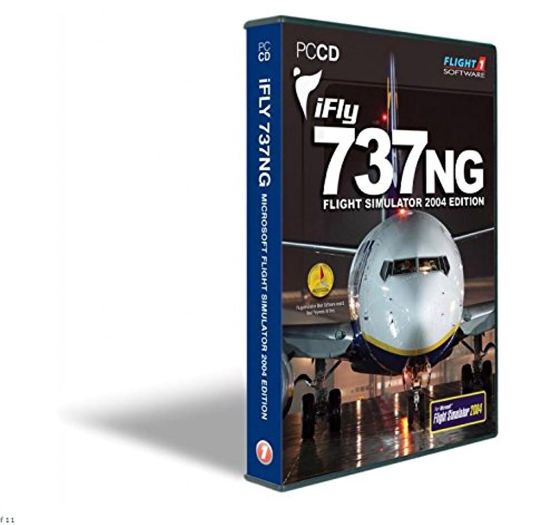 快適拍車不毛iFly 737NG ( FS2004 ) (PC) (輸入版)