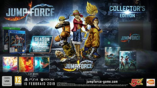 Jump Force: Collector´s E