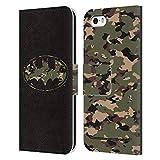 Head Case Designs Officiel Batman DC Comics Camouflage Logos Coque en Cuir à Portefeuille...
