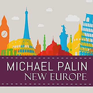 New Europe audiobook cover art