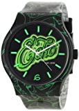 Marc Ecko Reloj Análogo clásico para Hombre de Cuarzo con Correa en Plástico E06507M1