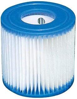 Moonvvin Pool Filter Cartridge for Intex Type H - Easy Set Pool Filter Cartridges Universal Replacement Cartridge