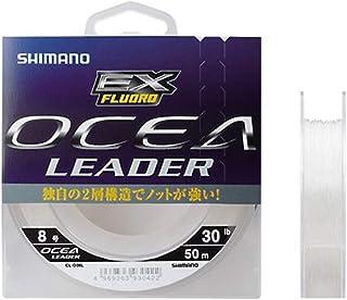 Shimano CL-036L Ocea EX Fluorocarbon Leader Line 50m Size 30 100lb (0770)