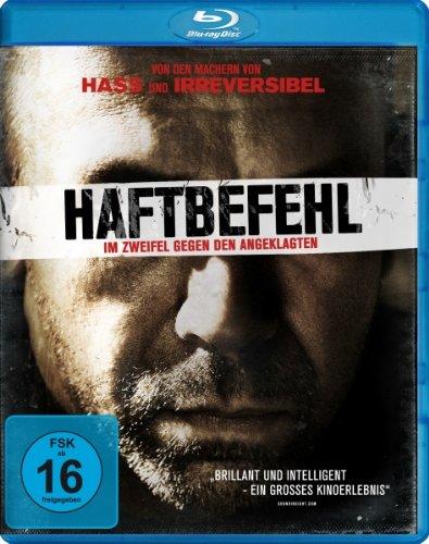 Haftbefehl - Im Zweifel gegen den Angeklagten [Blu-ray]
