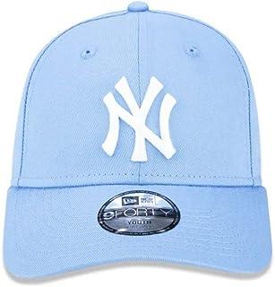 Boné New Era 9Fifty Youth MLB NY Yankees Azul Ajustável