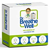 Dr. Breathe Well – Kit de dilatadores nasales antironquidos: 4...