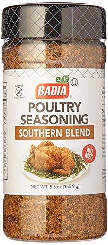 Badia Seasoning, Poultry 5.5 OZ (Pack of 3)