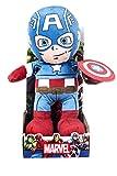 Dal Marvel's Captain America e Avengers films Realizzato con la più di peluche Disponibili altri personaggi Utilizzabile fin dalla nascita