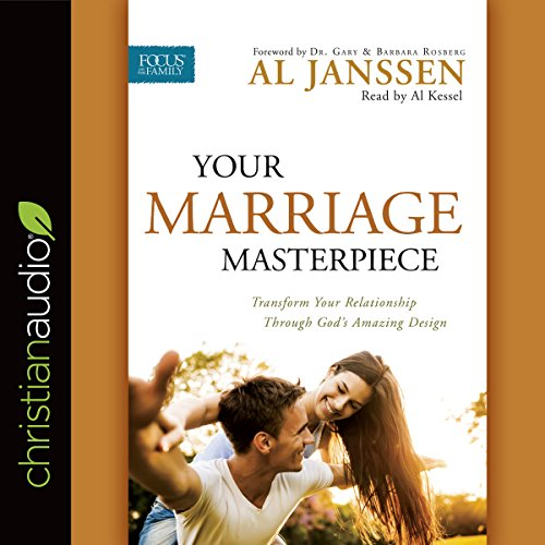 Your Marriage Masterpiece cover art