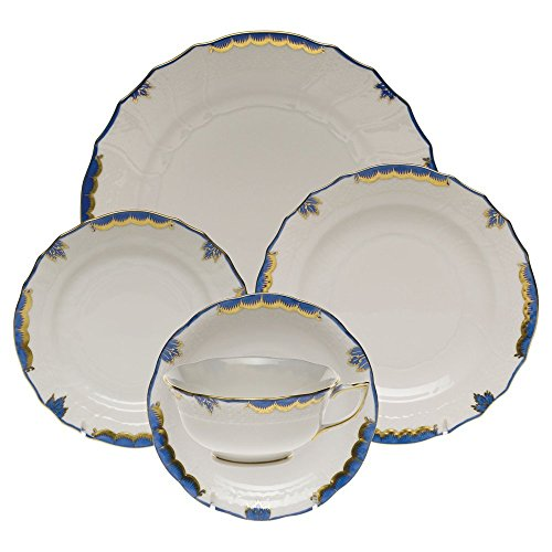 Top dinnerware set victoria blue for 2020