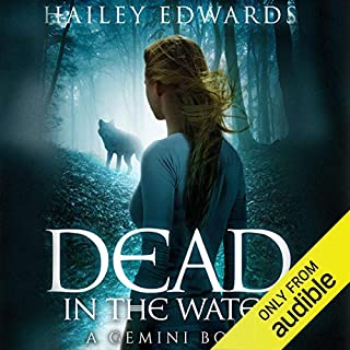 Dead in the Water audiobook cover art